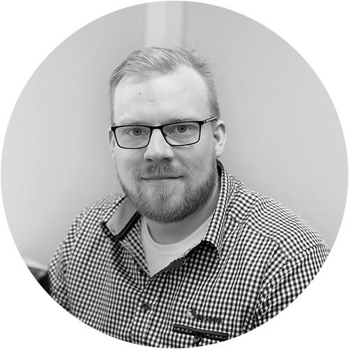 Antti Telilä Projektipäällikkö