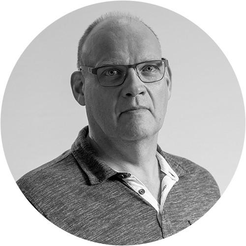 Jukka Elovaara Työnjohtaja