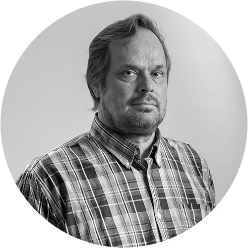 Jarkko Jalonen Turvajärjestelmä asiantuntija