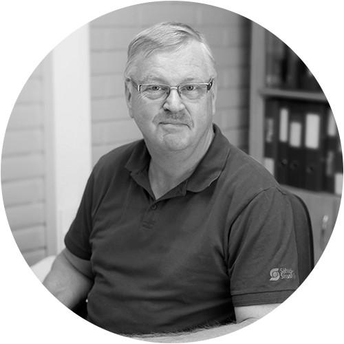 Jukka Mahnala Työnjohtaja