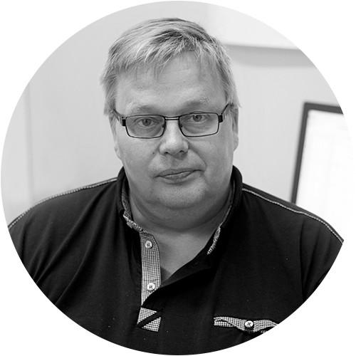 Matti Saarijärvi Suunnittelija/työnjohtaja