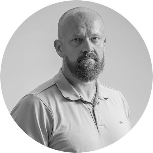 Teemu Blomberg Työnjohtaja/Suunnittelija