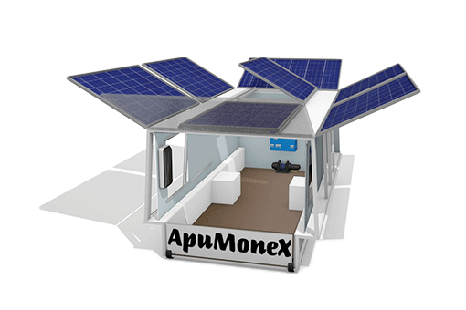 ApuMonex Sähköä sinne missä sähköä tarvitaan